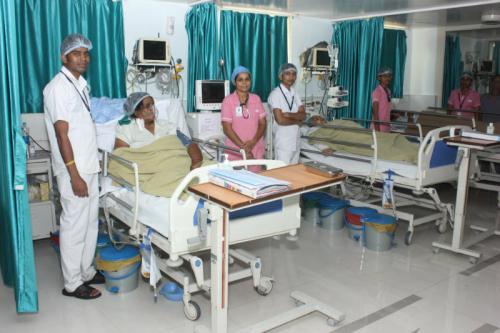 ICU & ISOLATION Ward